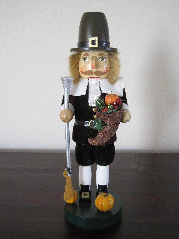 Thanksgiving Nutcracker Collection