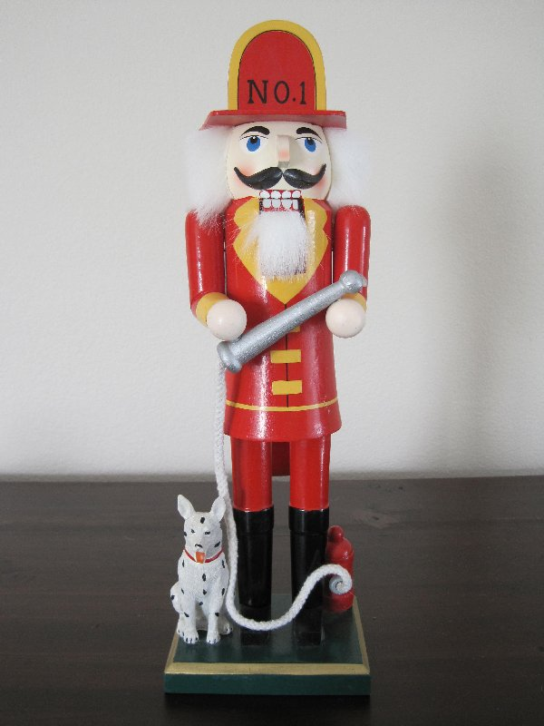Fireman Christmas Ornaments