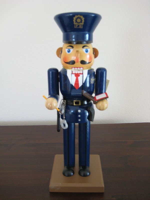 Nutcracker Christmas Ornaments