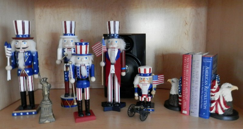 July 4th Nutcracker Collection
